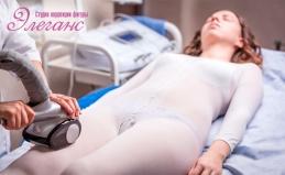 LPG-массаж в студии «Элеганс»