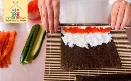 Мастер-классы в школе «Суши повар»