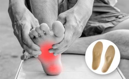 Изготовление ортопедических стелек