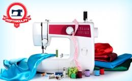 «Портниха.ру»: швейные машины