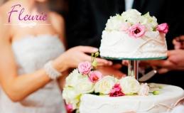 Заказ торта от кондитерской Fleurie