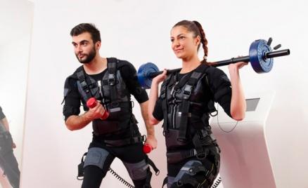 EMS-тренировки в студиях EMS-Point