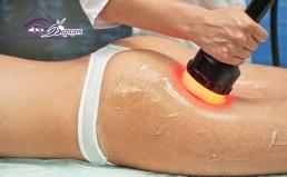 Вакуумный массаж с ИК-прогревом