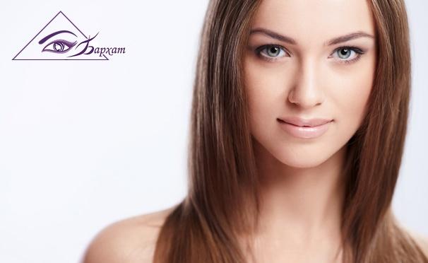 Процедуры по уходу за лицом в центре косметологии и коррекции фигуры «Бархат». Скидка до 97%