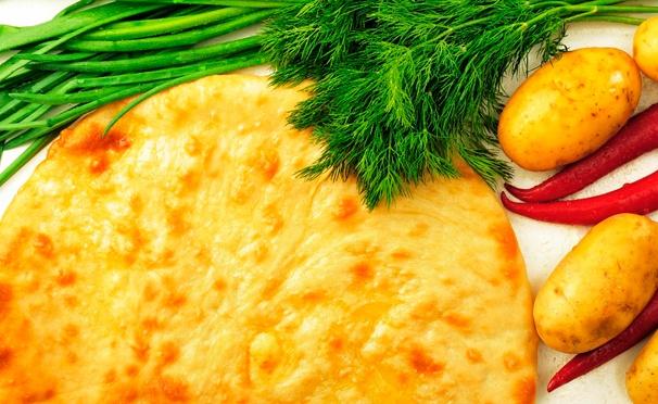Скидка на Осетинские пироги весом по 1 кг от пекарни «ИрПирог». До 14 сладких или сытных пирогов с доставкой! Скидка до 75%