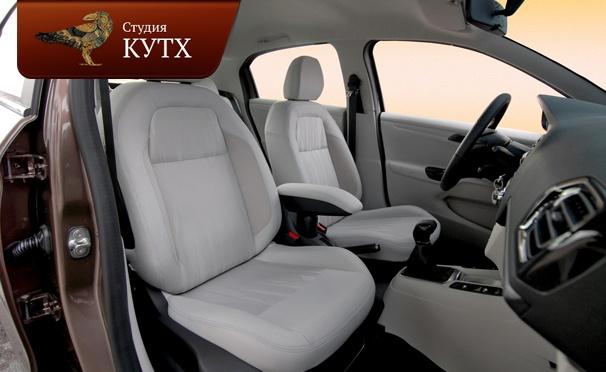 Покраска руля или сидений, химчистка кожаного салона, а также курс по ремонту кожаных салонов автомобилей в автостудии «Кутх». Скидка до 55%