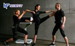 EMS-тренировка и массаж