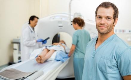 Прием врачей, МРТ, ЭКГ, анализ крови