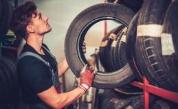 Шиномонтаж колес в сервисе «Колесо»