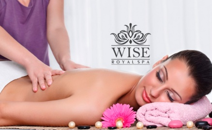 Отдых в spa-салоне Wise Royal Spa
