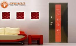 Входные двери от компании «Армада»