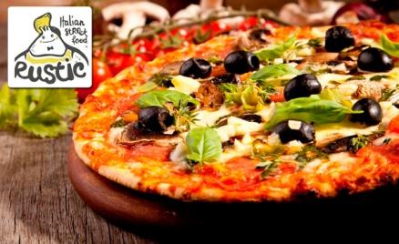 Ресторан Pizza & Coffee Rustic