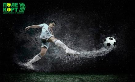 Футбол или теннис для детей