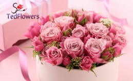 Доставка цветов от TedFlowers