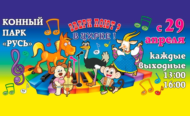 Скидка на Развлечения для детей и взрослых в конном парке «Русь»: экскурсия на конюшню, катание на пони или лошадке, аттракционы, сувениры и не только. Скидка до 54%