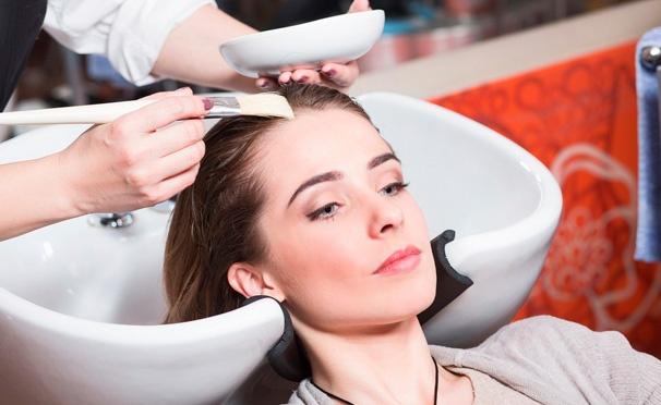 Скидка на Парикмахерские услуги в салоне «Диана» на Борисовских прудах: стрижка, окрашивание, укладка, «Ботокс для волос», кератиновое выпрямление и не только. Скидка до 85%