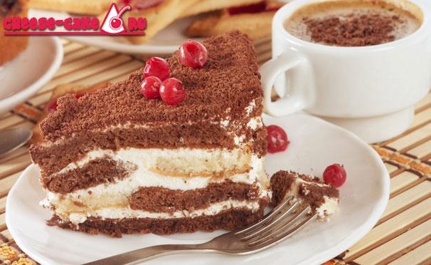 Скидка на Весь ассортимент десертов и сладостей от компании Cheese-cake с бесплатной доставкой. Торты, чизкейки, тирамису, макаруны и многое другое. Скидка 50%