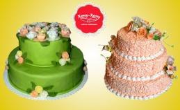 Кондитерская «Хочу-Хочу»: торты