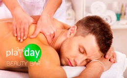 Мужские spa-программы и массаж