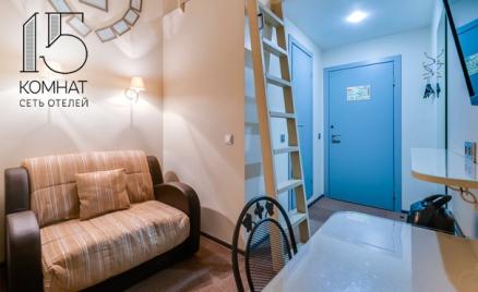 Мини-отель «15 комнат» в Петербурге